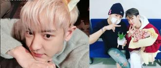 燦烈被韓粉要求退出EXO 再有自稱朋友爆料遭伯賢反撃
