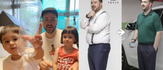 Sam最新「瘦照」公開 減肥3個月重回雙位公斤數