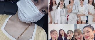前AOA珉娥IG取消關注雪炫、澯美 成員關係再受關注