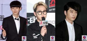 EXO燦烈有望成為'最適合飾演僵屍角色的男偶像'第一位