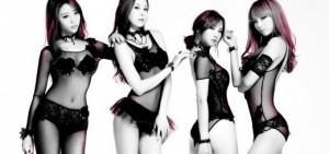 新銳女團4L新歌19禁預告曝光 秀性感大尺度舞蹈