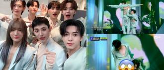 韓男團新歌編舞動作惹熱議 成員用瀏海遮臉長達1年