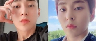 EXO大哥XIUMIN今天入伍! 燦烈看到「他頭髮全剃了」⋯不捨哭一排