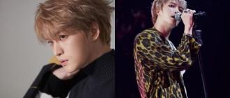 金在中明年初發新韓文專輯 新一輪亞巡見面會旋即展開