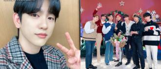 傳GOT7珍榮或將離巢簽新公司 JYP:續約問題依然在討論中