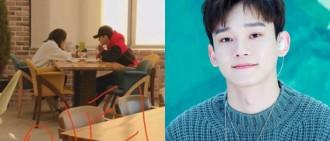 Chen兩年前零僞裝約會照曝光 粉絲心痛隊友被拖累要求退團