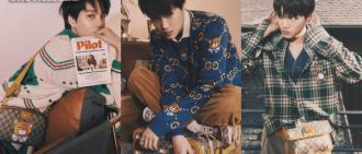 韓國藝人史上最初!Kai x Gucci聯名系列下月初推出