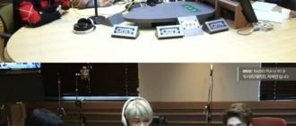 珉豪叫成員'心愛的' 下輩子還要當SHINee