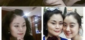 WG惠林公開和母女合照 網友直呼美的像雙胞胎