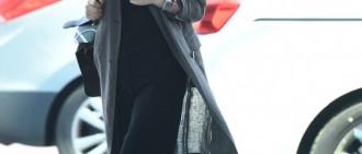 李英愛現身機場 赴香港出席活動