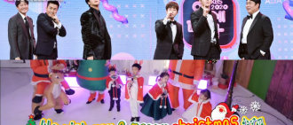 KBS演藝大賞平安夜舉行 《超回》萌娃齊唱聖誕歌超可愛