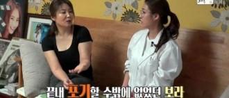 Sistar寶拉差點進JYP 父親逝世無法答應