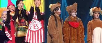 Mamamoo 新歌輕鬆活潑 舞台服裝一反傳統