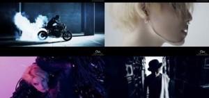 SHINee泰民公開《ACE》神秘面紗 釋出預告片