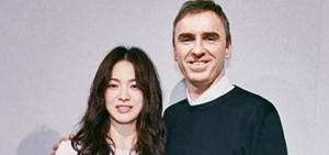 宋慧喬、劉嘉玲真假老婆 巴黎時裝周較勁
