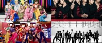 韓網友翻出2009年音源榜30強 首首金曲但亦有洋蔥