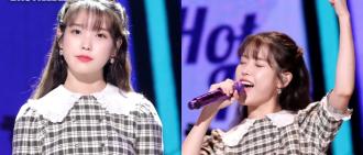IU出道12周年音樂節目特輯 錄影長達14小時唱足60次歌