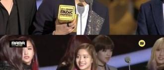 YG-JYP新人IKON-TWICE,榮獲2015MAMA新人獎