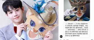 「灶台小貓」卸任小孩粉絲不捨痛哭 梁耀燮暖心舉動感動網民