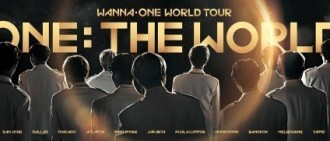 Wanna One將開世界巡演 預告海報公開