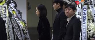 SHINee鐘鉉弔唁儀式落幕 SM群星齊守靈宋茜半夜趕到