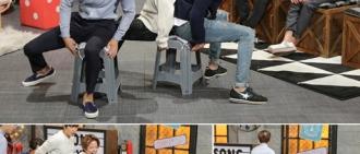 CNBLUE李正信遊戲敗給Amber 卻假裝膝蓋受傷?